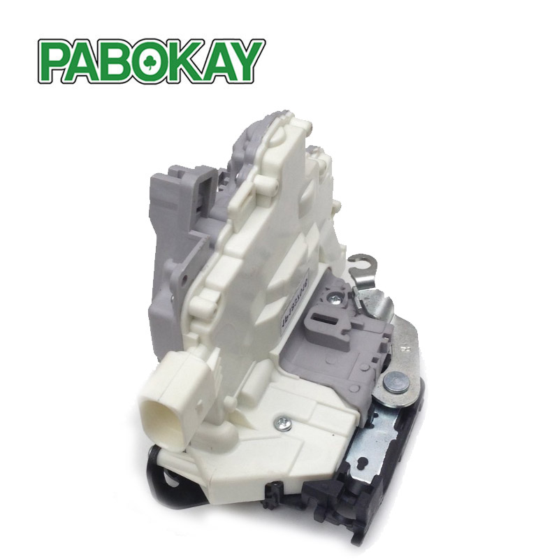 Door Lock Actuator for SEAT ALTEA ALTEA XL LEON II TOLEDO III vw EOS 1P1837015A 1P1 837 015A 1P1 837 015 A 1P1837015