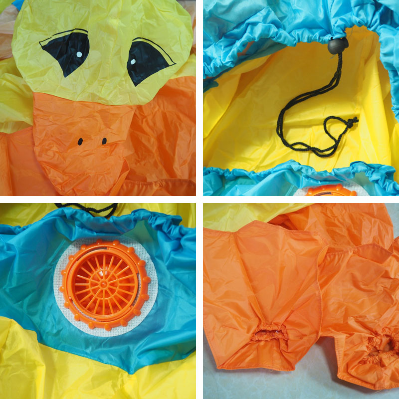 inflatable duck costume (2)