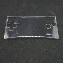 2 pcs Replacement Front Shell Faceplate Case Cover Part for Nintendo Gameboy Micro GBM(China)