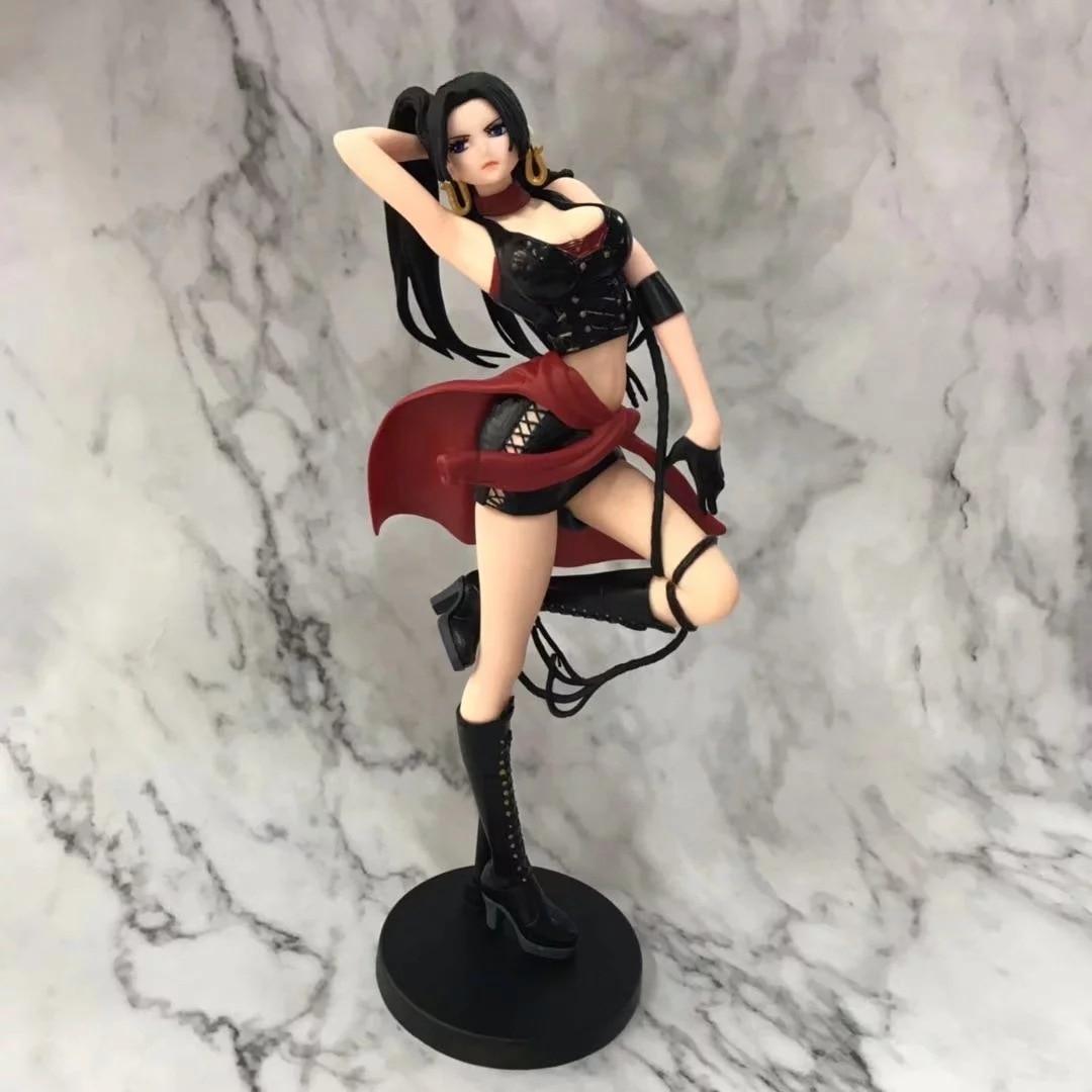 One Piece Female emperor Boa Hancock PVC Figure Collection Toys Gift New No Box