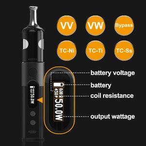 Image 4 - Электронные сигареты Aspire Zelos 50 Вт 2,0 Набор для вейпа MTL 2,6 мл атомайзер Nautilus 2S Ом катушки nautilus bvc испаритель
