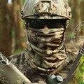 Chefes Tactical Camouflage Scarf Multipurpose Lenço de Secagem Rápida cabeça esportes de Bicicleta Ao Ar Livre ciclismo Lenço No Pescoço Baixada