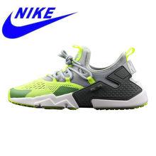 8acd5578a1 Nike air huarache Dérive BR 6 Hommes de chaussures de course, Respirant  Choc Absorbant, vert et Gris/Noir AO1133 001 AO1133 002