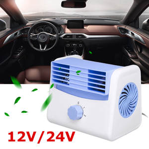 Car Air Conditioner 12 V/24 V Car Cooler Fan Auto Air Conditioner Cooling Speed