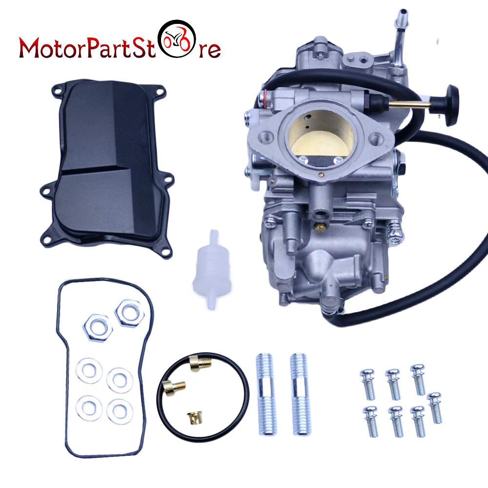 цены New Carburetor for Yamaha Warrior 350 YFM 350 YFM350 1999-2004 ATV Quad Carb Carburettor *