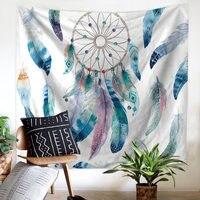 Tapestry mandala farmhouse home decor bohemian wall blanket custom tapestry dorm wall hanging blanket sandbeach towel