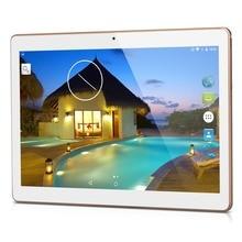 3 Г Android 7.0 Таблетки ПК Tab Pad 10 Дюймов Ips MTK Quad Core 2 ГБ RAM 32 ГБ ROM Две СИМ-Карты WIFI GPS 10 «Phablet