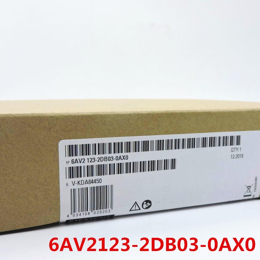 100% New And Original In Stock 1 Year Warranty  6AV2123-2DB03-0AX0 SIMATIC Touch Panel 6AV2 123-2DB03-0AX0, KTP400