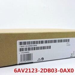 100% Nuovo e originale In magazzino 1 anno di garanzia 6AV2123-2DB03-0AX0 SIMATIC Touch Panel 6AV2 123-2DB03-0AX0, KTP400