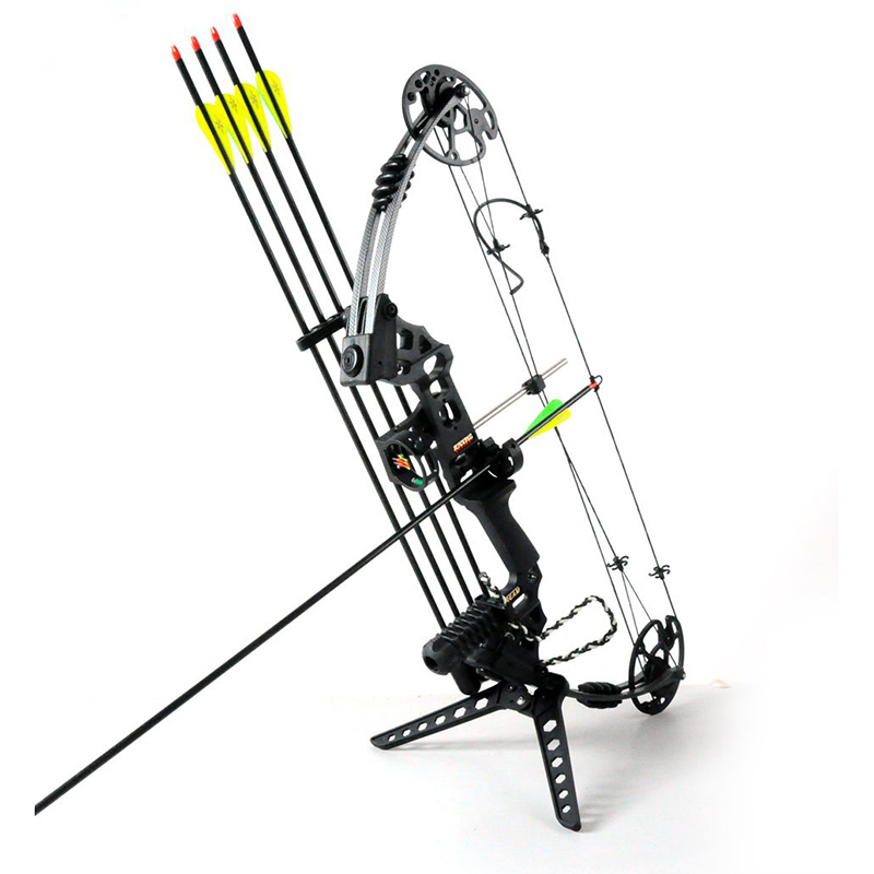 цены Original Jun Xing Dream Hunting Compound Bow Right and Left Hand Outdoor And Shooting Fishing Bow Archery Arrow Set 2 Color