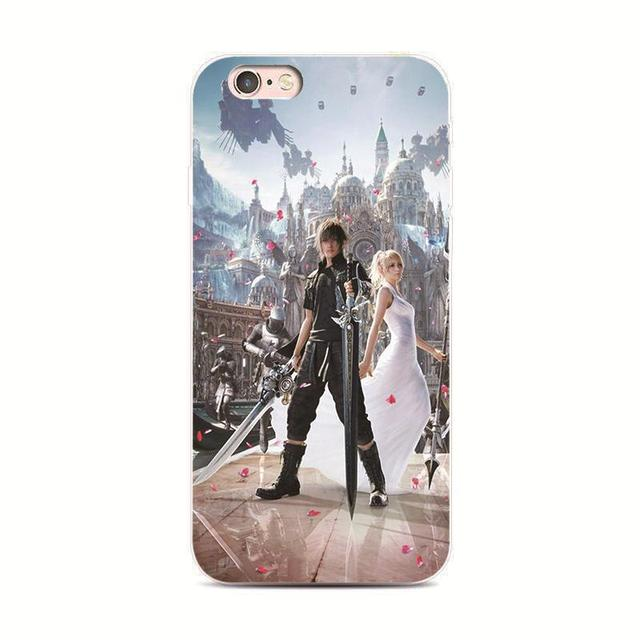 Final Fantasy XV Case For iPhone
