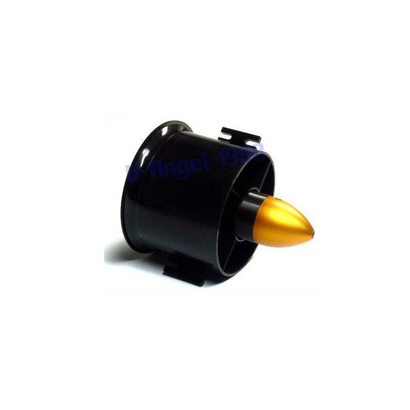1set 70mm Duct Fan + 3000KV Brushless Motor for lipo RC Jet+Free shipping цена
