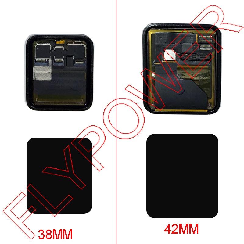 Pour Apple Montre Série 1 LCD Affichage Avec Écran Tactile Digitizer Assemblée 38mm/42mm A1802 A1803 A1553 A1554 livraison gratuite