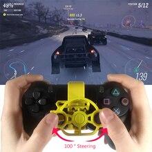 Мини руль игровой джойстик гоночные игры супер шок опыт моделирования геймпад для симуляторов