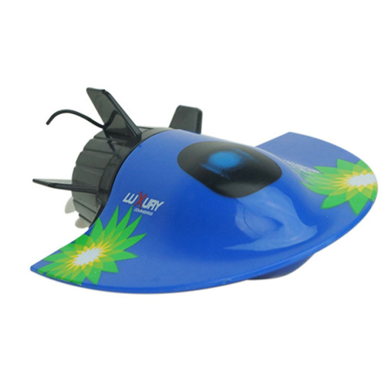 Speed Radio Electric RC Boat Model 4 CH Mini Tourist Submarine Create Racing Boat Toys Remote Control Submarine Radio Boat Boys