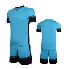 Men Women kids soccer jerseys survetement football jerseys 2017 sports kit soccer set uniforms shirts shorts maillot de foot DIY