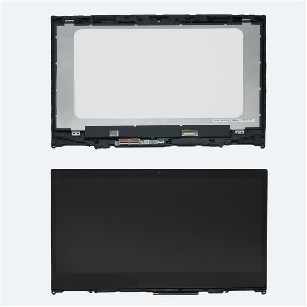 Brand New Pour Lenovo Yoga 520-14IKB 81C8 80X8 14 FHD IPS LCD LED Assemblée D'écran Tactile Avec lunette ST50M60384