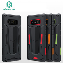 цена на for Samsung galaxy Note 8 case Nillkin Defender 2 Luxury Note 8 TPU+PC Armor Phone Back Cover For Samsung Note8 Case Shell