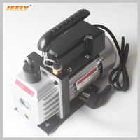 Jeely Mini Portable Air Vacuum Pump 220V 180W Air Condition Rotary Vane Single Stage For Carbon Fiber Fabric Lamination