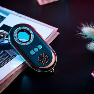 Image 5 - Detector infrarrojo multifuncional, Detector de cámara oculta antiespía, infrarrojo, sistema de alarma antirrobo