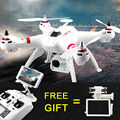 Bayangtoys Bayang X16 RC Quadcopter RTF Zangão Brushless Gimble Gopro 2.4G helicóptero Pode Adicionar WI-FI FPV Ou HD 8MP Camera VS H501C