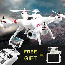 Bayangtoys X16 Bayang Drone RC Quadcopter RTF Бесщеточный Gimble Gopro 2.4 Г вертолет Может Добавить WIFI FPV Или HD 8MP Камера VS H501C