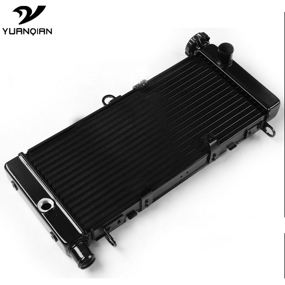 Motorcycle Radiator Aluminum Radiator Cooler Cooling System For Honda CB600 CB600F Hornet CB 600 600F 1998 1999 2000 2001
