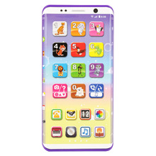 Smart-Phone-Toys Educational Kids Children with Usb-Port Touch-Screen