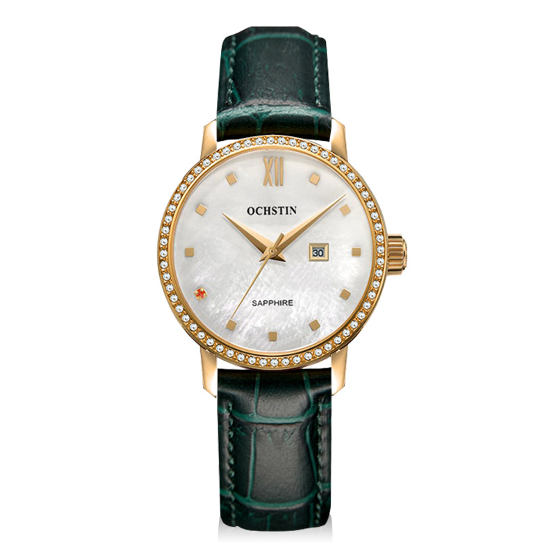 Ochstin nice girl watches brand watch asual and simple classic retro watch the new waterproof for Watches brands for girl