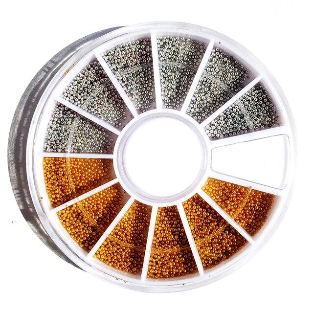 Micro Perlas de Caviar Maquillaje Manicura Pedicura herramientas Del ...