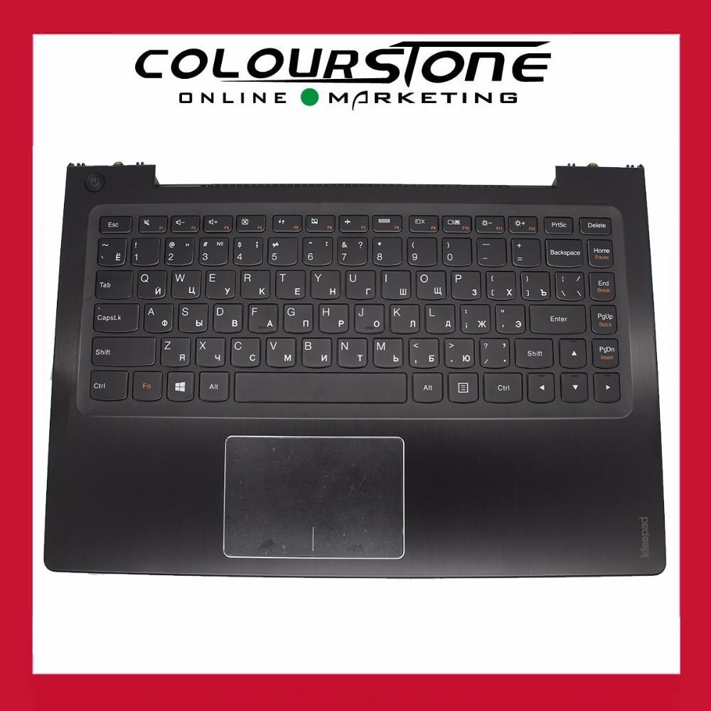New RUSSIA Black laptop keyboard for LENOVO U430 U430P U330 U330P  With black cover C keyboard new ui keyboard for acer travelmate 2300 2310 2340 tm 2420 2460 2480 3240 3260 3270 3280 3290 black keyboard