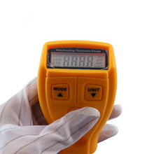 Compare Prices Brand Digital Mini Film Thickness Gauge Automotive Coating Ultrasonic Paint Iron Thickness gauge Meter Width Measure Tool GM200