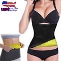 Женщины Мужская Xtreme Пояс pojas Термо Shaper Hot Power Похудения Талии Неопрена Shaper Управления Тренировки Шорты