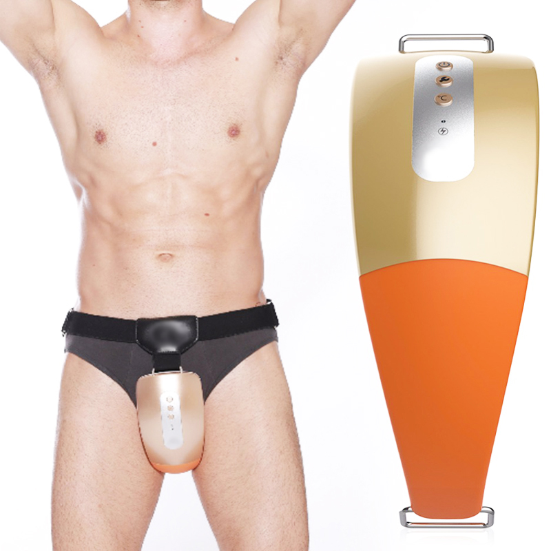 Man sexual health massager