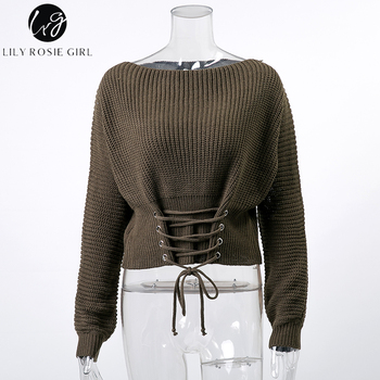 Lily-Rosie-Lace-Up-Knitted-Sweater-4
