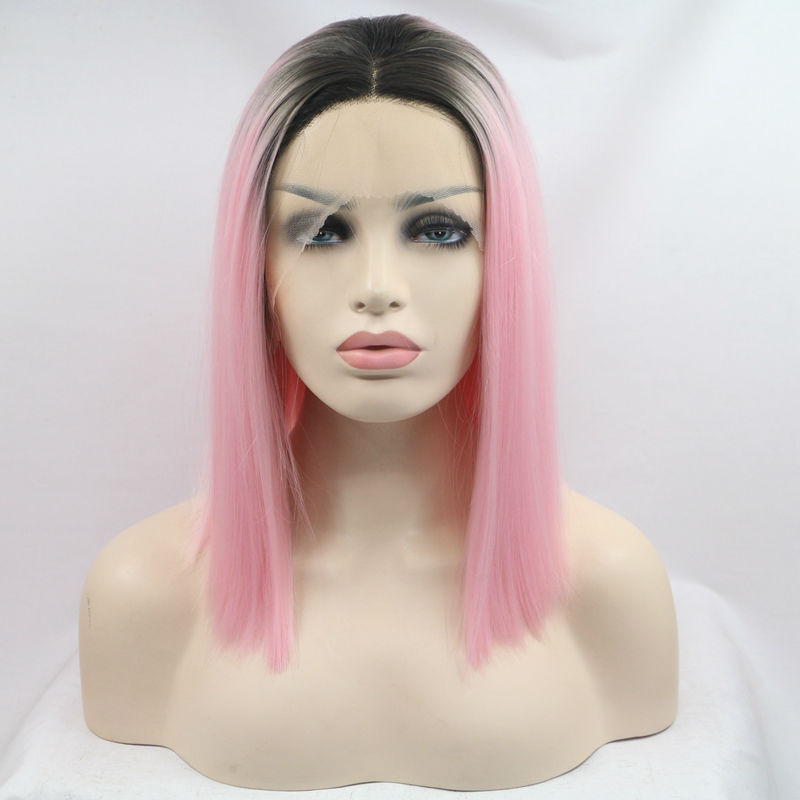 Swell Online Get Cheap Middle Part Bob Lace Wigs Aliexpress Com Hairstyles For Women Draintrainus