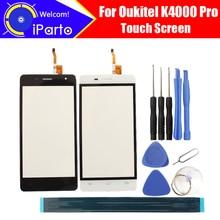 5.0 дюймов Oukitel K4000 Pro Сенсорный экран Панель 100% гарантия оригинальный Стекло Панель Сенсорный экран Стекло для K4000 Pro
