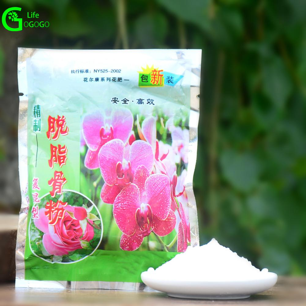 Meal-Fertilizer Fermented Fruit-Root Phosphorus Degreasing-Bone Promoting-Flower And