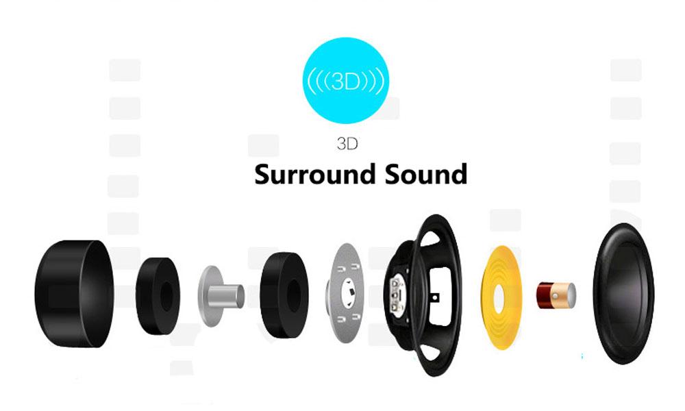 W Bluetooth 2000 haut-parleurs 10