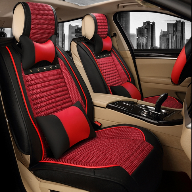 Full set car seat covers for Ford Escape 2017- & Compare Prices on Ford Car Seat Covers- Online Shopping/Buy Low ... markmcfarlin.com