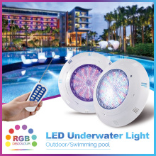 IP 68 waterproof LED swimming pool light wall-mounted Color changing RGB 35W luz  piscina lampe 12V remote control