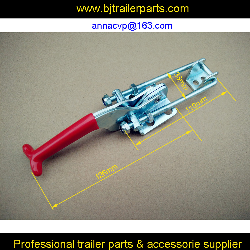 Lever Latch Fastener Adjustable Quick Release Latch Toggle