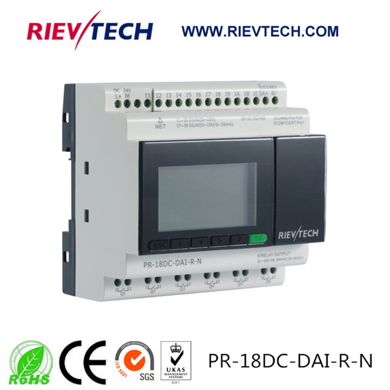 New MQTT Ethernet PLC,IoT Controller,IIoT Controller,ideal Solution For Remote Controller PR-18DC-DAI-R-N