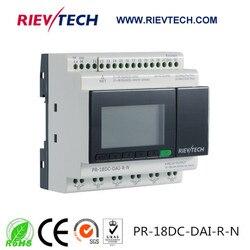 Nuovo MQTT Ethernet PLC, IoT controller, IIoT controller, soluzione ideale per il regolatore a distanza PR-18DC-DAI-R-N