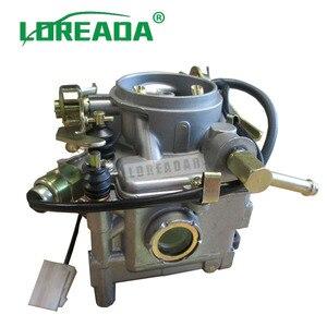 Image 3 - Автомобильный карбюратор Loreada, карбюратор в сборе, для MAZDA E3, двигателя MAZDA 323, FAMILIA, для автомобилей MAZDA E30313600, с лазером, для автомобилей FORD