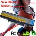JIGU аккумулятор Для Ноутбука Lenovo L09N6D16 L09S6D16 l09l6d16 L10L6Y01 L10N6Y01 L10S6Y01 Для Ideapad B560 V560 Y460 Y560 Y560A