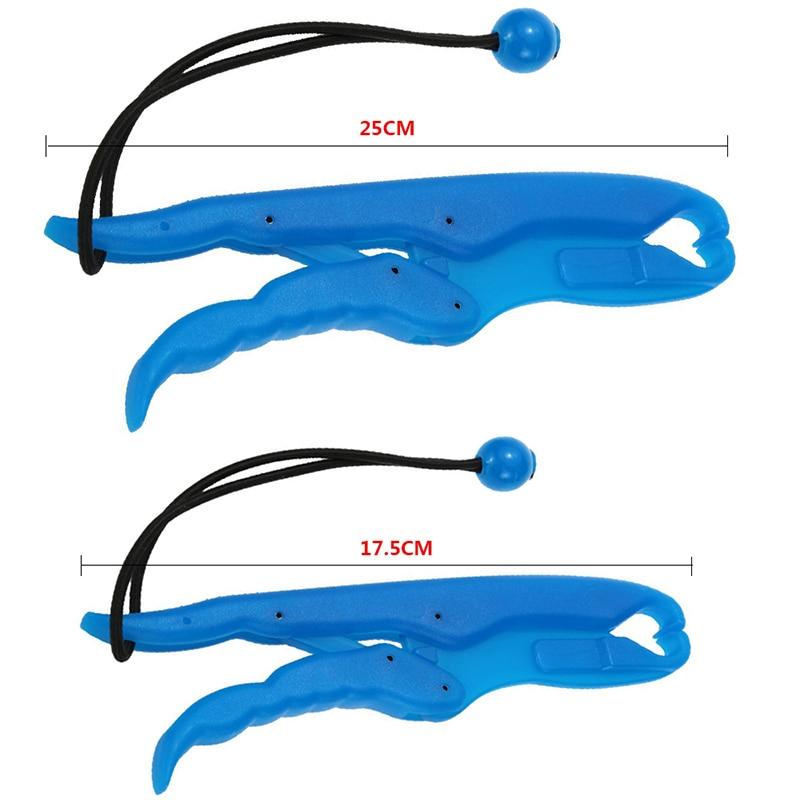 17.5 / 25cm PP hard plastic lichtgevende viscontroller Handbediening - Visvangst - Foto 5