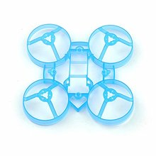 JMT 1PCS Bwhoop65 Brushless FPV Frame 65mm Wheelbase Whoop Frame for Indoor Racing Quadcopter Drone
