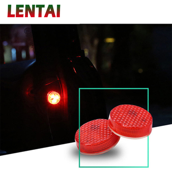 LENTAI Auto LED Strobe Light Car door Warning Lamp For BMW F30 F10 E46 E39 E90 E60 X5 E53 Mercedes Benz W204 W211 Audi A5 A6 C5 image