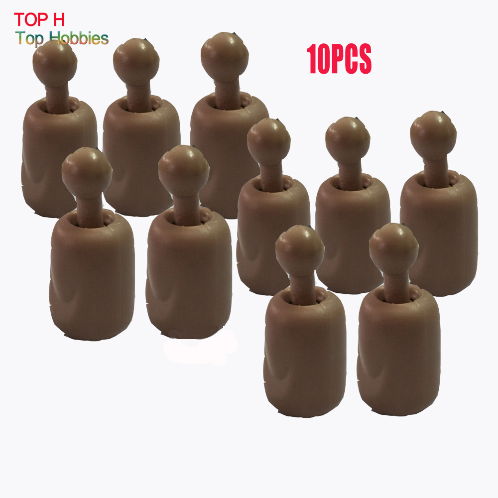 10PCS HT 1/6 Long Neck Joint Model Normal skin color Connector Model Accessories F 12Action Figures Of Doll Body Toys In Store термометр made in china ht f03b ht f03b h7n9